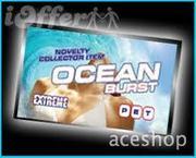 Ocean Burst bath salt on sale 50,  500mg packs for 400$
