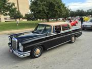 1961 Mercedesbenz 6-cylinder