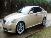 2006 Lexus 2.5 V6 Lexus IS IS 250