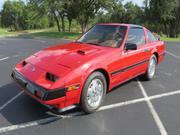 1984 Nissan V6 Nissan: 300ZX Turbo