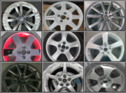 Alloy Wheel Repair Services At Low Price